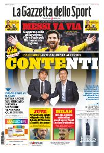 La Gazzetta dello Sport Sicilia – 26 agosto 2020
