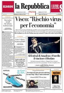 la Repubblica - 9 Febbraio 2020