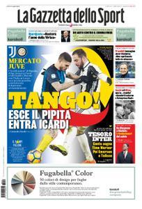 La Gazzetta dello Sport Roma – 20 aprile 2020