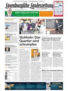 Lauenburgische Landeszeitung - 04. November 2017