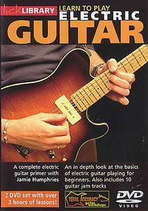 Learn To Play Electric Guitar [repost]