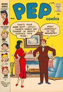 Pep Comics 126 (1958)