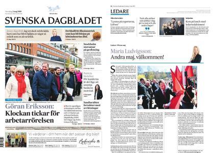 Svenska Dagbladet – 02 maj 2019