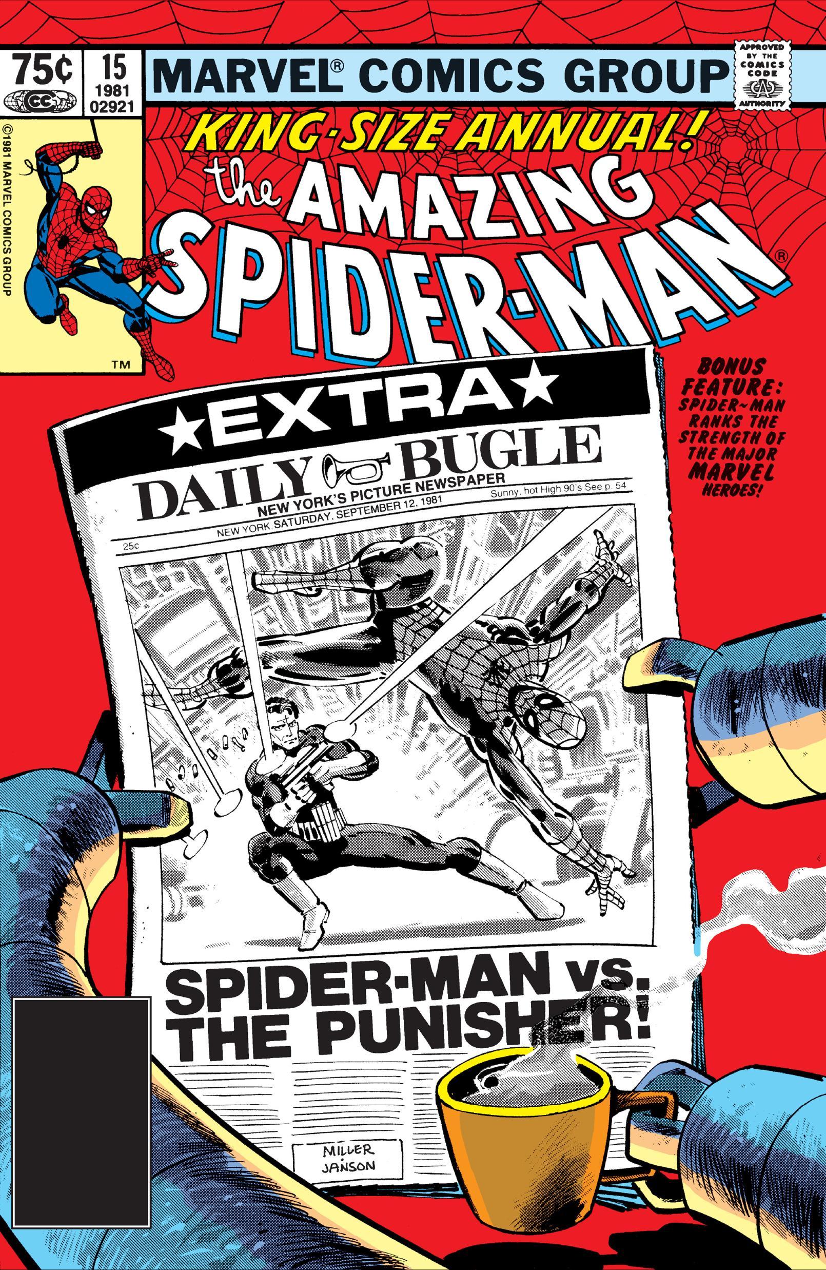Amazing Spider-Man Annual 015 1981 Digital Shadowcat