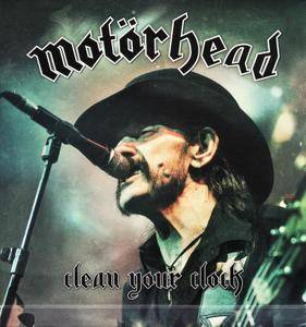 Motörhead (Motorhead) - Clean Your Clock (2016) [Blu-ray]
