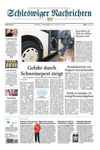 Schleswiger Nachrichten - 09. Dezember 2019