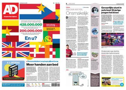 Algemeen Dagblad - Alphen – 23 mei 2019