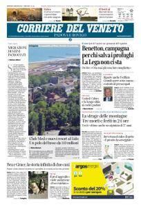 Corriere del Veneto Padova e Rovigo - 19 Giugno 2018