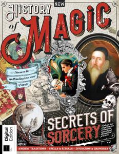 All About History: History of Magic – July 2019