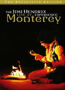 The Jimi Hendrix Experience - Live At Monterey 1967 (2008)