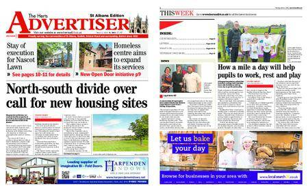 The Herts Advertiser – March 01, 2018