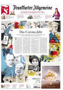Frankfurter Allgemeine Sonntags Zeitung - 6 Dezember 2020