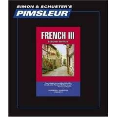 Pimsleur learn French v.III (Repost)