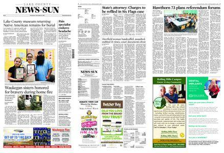 Lake County News-Sun – September 26, 2018