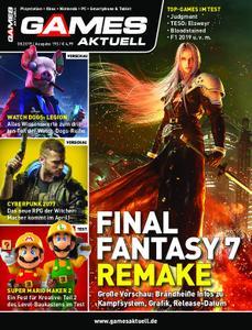 Games Aktuell – August 2019