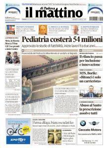 Il Mattino di Padova - 6 Aprile 2017