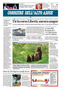 Corriere dell'Alto Adige – 11 ottobre 2019