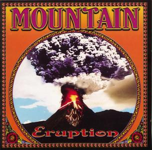 Mountain - Eruption (2004) {2CD Set Fuel 2000 Records 302 061 425 2}
