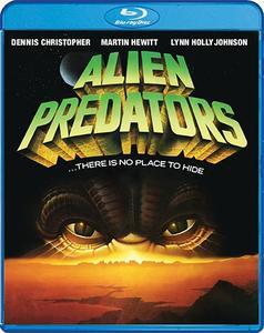 Alien Predator (1986) [w/Commentary]