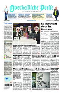 Oberhessische Presse Marburg/Ostkreis - 01. März 2019