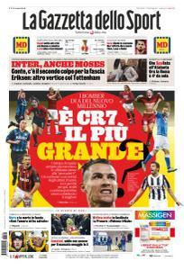La Gazzetta dello Sport con edizioni locali - 21 Gennaio 2020
