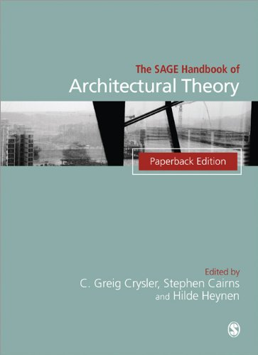 The SAGE Handbook of Architectural Theory (repost)
