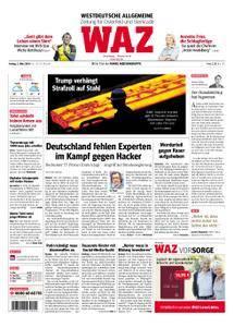 WAZ Westdeutsche Allgemeine Zeitung Oberhausen-Sterkrade - 02. März 2018