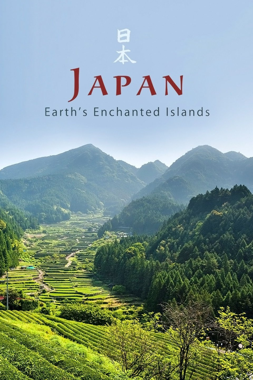 BBC - Japan: Earth's Enchanted Islands (2015)