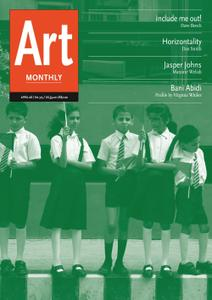 Art Monthly - April 2008   No 315