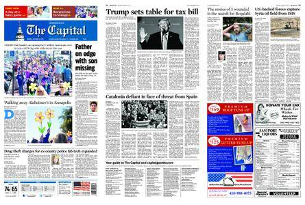 The Capital – October 23, 2017