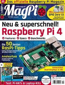 Chip MagPi Nr.04 - Juli-August 2019