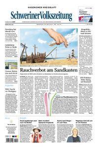 Schweriner Volkszeitung Hagenower Kreisblatt - 29. Mai 2018