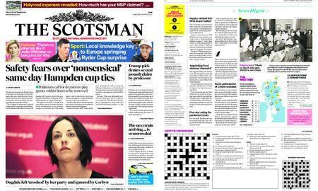 The Scotsman – September 28, 2018