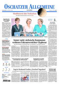 Oschatzer Allgemeine Zeitung - 18. Juli 2019