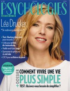 Psychologies France - juin 2019