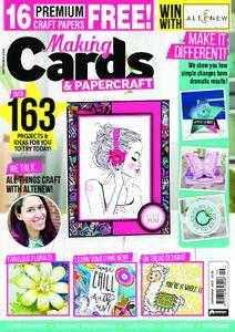 Making Cards & PaperCraft – September 2018