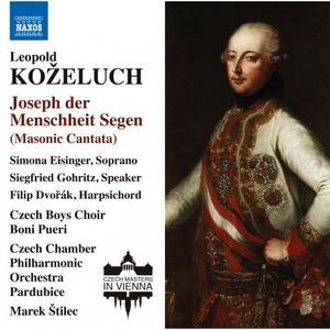 Siegfried Gohritz, Simona Eisinger, Czech Boys Choir Boni Pueri - Kozeluch: Joseph der Menschheit Segen, Op. 11, P. XIX:3