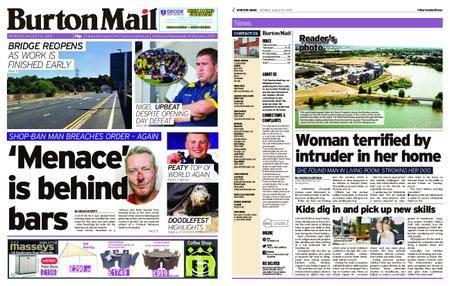 Burton Mail – August 06, 2018