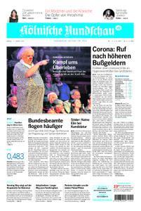 Kölnische Rundschau Wipperfürth/Lindlar – 03. August 2020