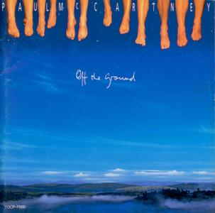 Paul McCartney - Off The Ground (1993) {Japan 1st Press}