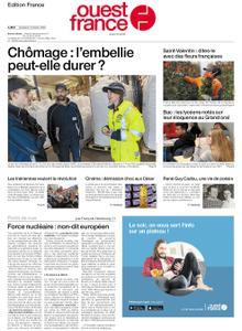 Ouest-France Édition France – 14 février 2020
