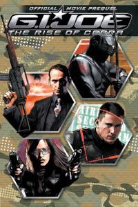 IDW-G I Joe The Rise Of Cobra Prequel 2012 Hybrid Comic eBook