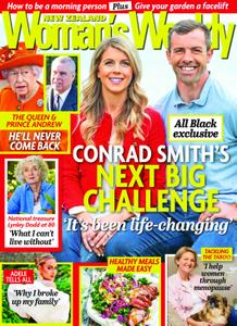 Woman's Weekly New Zealand - October 25, 2021