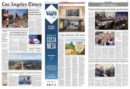 Los Angeles Times – September 24, 2019