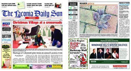 The Laconia Daily Sun – November 23, 2019