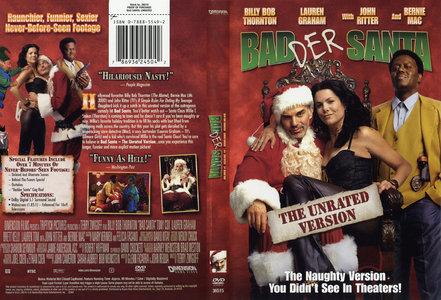 Bad Santa aka Badder Santa (2003) The Unrated Version [Re-Up]