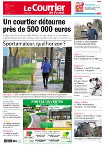 Le Courrier de l'Ouest Angers – 18 mars 2021