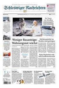 Schleswiger Nachrichten - 20. Juli 2019