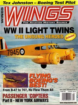 Wings Magazine April 2004