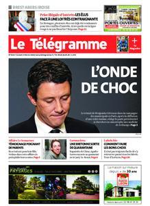 Le Télégramme Brest Abers Iroise – 15 février 2020